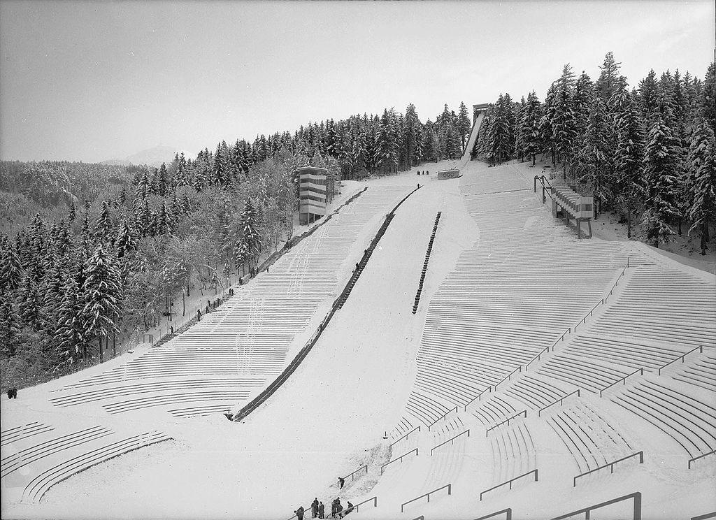 Schanzenrekord Innsbruck