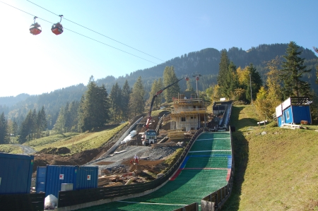 kitzbuehel ski jumping hill archive skisprungschanzencom