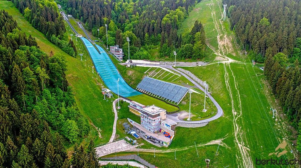 Ještěd, Liberec » Ski Jumping Hill Archive