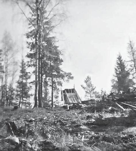 Laajalahti, Espoo » Skisprungschanzen-Archiv » skisprungschanzen.com
