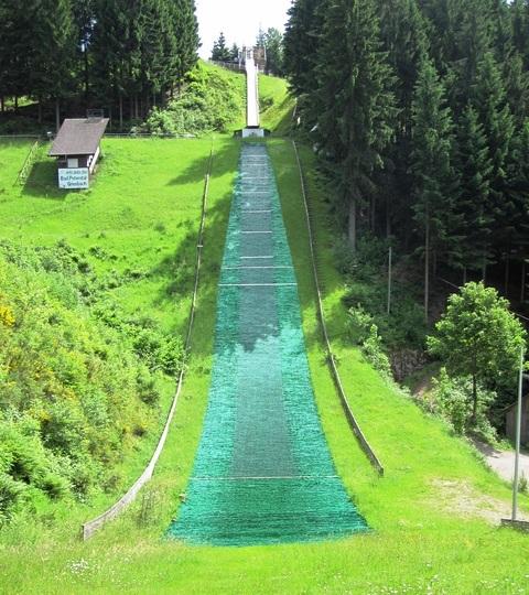 Bad Griesbach » Skisprungschanzen-Archiv