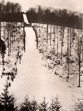 frühere skisprungschanze kaufbeuren
