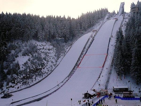 Oberhof Ski Oberhof » Ski Jumping Hill