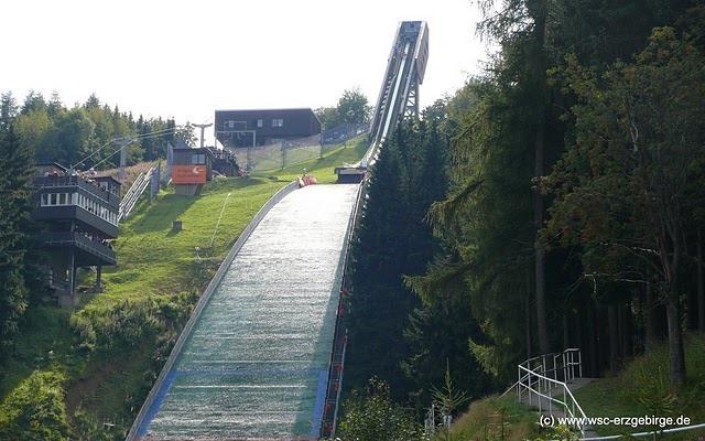 Oberwiesenthal Skispringen