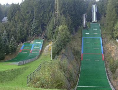 rodewisch skisprungschanzen archiv skisprungschanzen