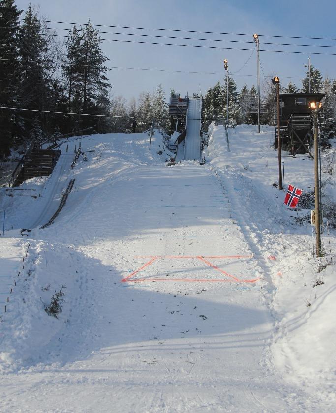 fossum ski