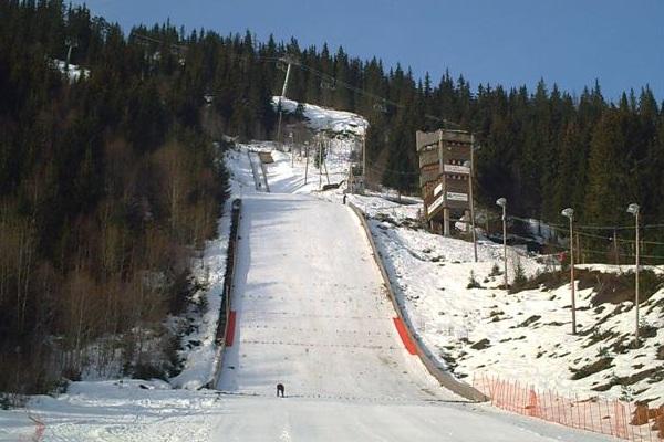 bavallen voss ski jumping hill archive skisprungschanzencom