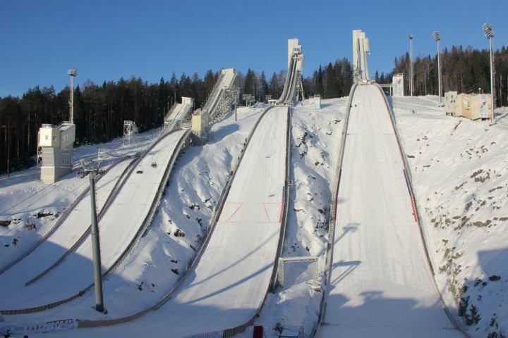 Znalezione obrazy dla zapytania nizhny tagil ski jump
