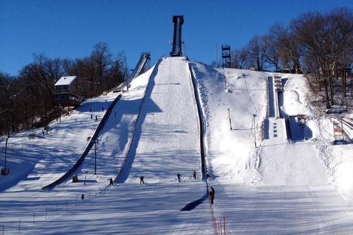 2b9f818d Fox River Grove » Ski Jumping Hill Archive » skisprungschanzen.com
