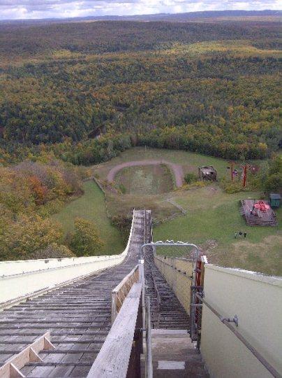Ironwood (MI) United States  city images : Copper Peak, Ironwood » Ski Jumping Hill Archive » skisprungschanzen ...