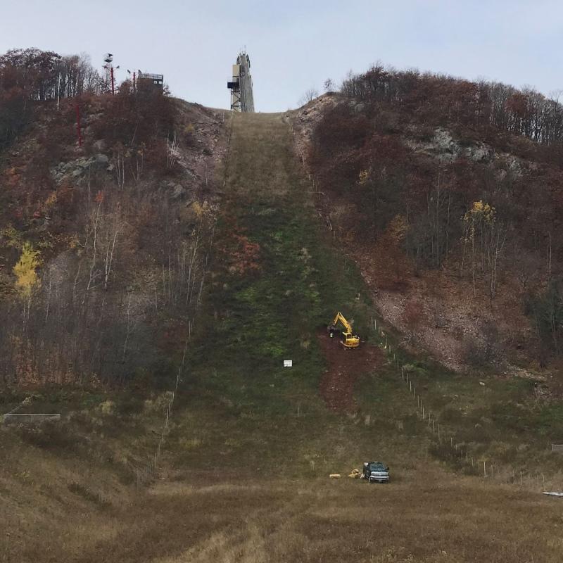 Copper Peak, Ironwood » Ski Jumping Hill Archive » skisprungschanzen com