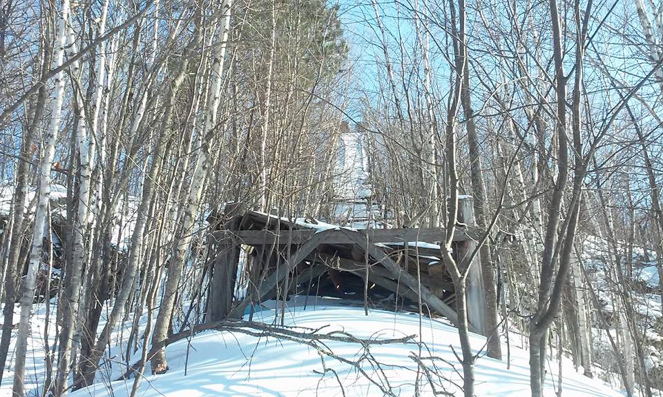Wolverine Hill, Ironwood » Ski Jumping Hill Archive