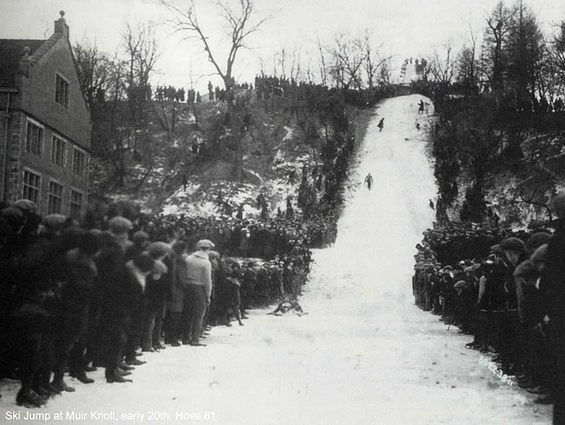 Stoughton (WI) United States  city photos : Muir Knoll, Madison » Ski Jumping Hill Archive » skisprungschanzen ...