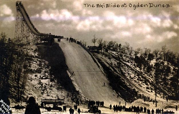 Ogden Dunes Ski Jumping Hill Archive Skisprungschanzen Com