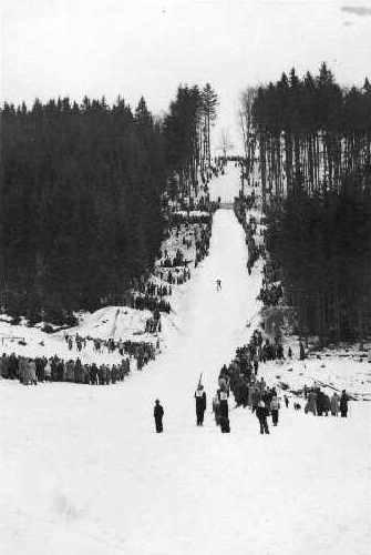 Bad Berleburg » Skisprungschanzen-Archiv