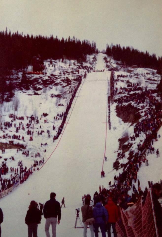Balbergskaret, Lillehammer » Skisprungschanzen-Archiv ...
