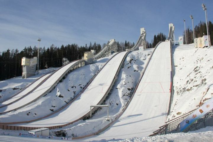 Nizhniy Tagil » Skocznie Narciarskie Archiwum » skisprungschanzen.com