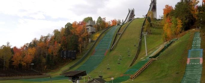 MacKenzie Intervale Ski Jumping Complex, Lake Placid » Ski Jumping ...